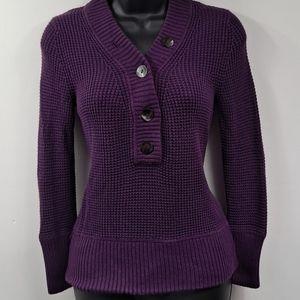 Like New! Eddie Bauer Angora Sweater PS